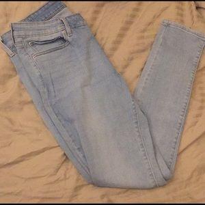 Levi's Jeans - Light Blue Skinny Jeans